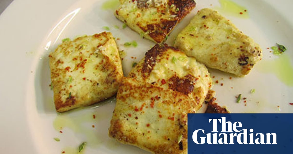 How to make your own halloumi cheese