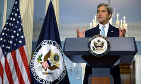 John Kerry speaks