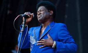 Charles Bradley performs during Lollapalooza 2013 at Grant Park in Chicago