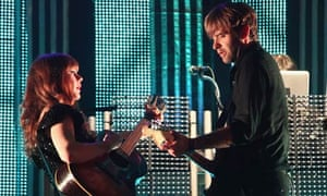 Jenny Lewis and Ben Gibbard of The Postal Service