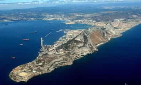 Spain claims sovereignty over Gibraltar which is a British Overseas Territory