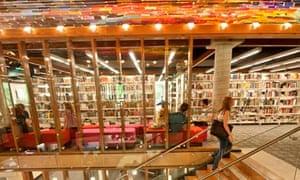 Kelvin Grove Library