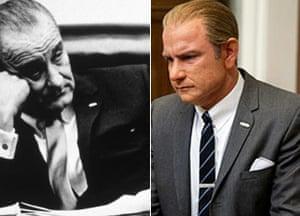 The Butler presidents: Lyndon B Johnson