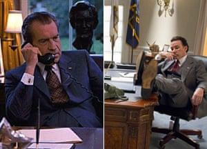The Butler presidents: Nixon