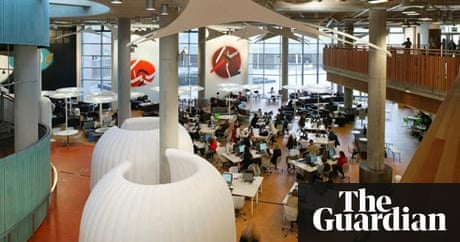 University libraries are shaping the future of learning and research higher education network the guardian