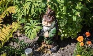 A gnome in the Oeynhausen colony