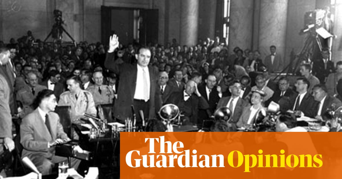 Obama's abuse of the Espionage Act is modern-day McCarthyism | John