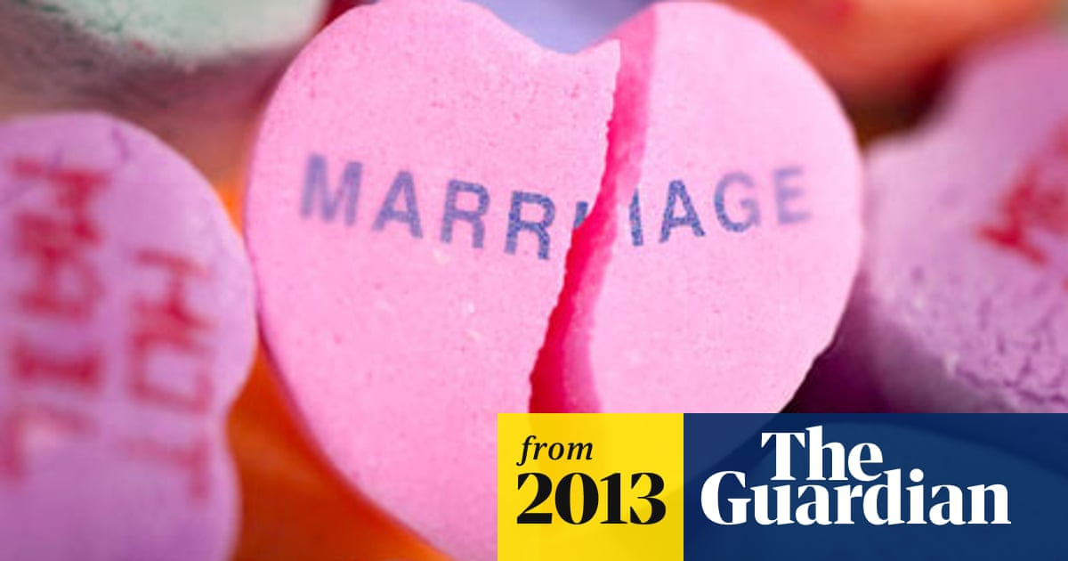 Divorce Rate Doesnt Go Up As Families >> Divorces On Rise Among Over 60s Life And Style The Guardian