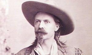 """""""Buffalo Bill"""" Cody in 1890"""