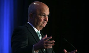 Michael Hayden at Security Conference