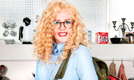 Bryony Kimmings as Catherine Bennett in Credible Likeable Superstar Role Model