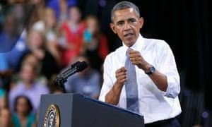 Barack Obama in Phoenix