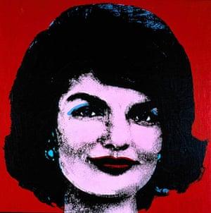 Andy Warhol: Jackie, 1963
