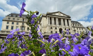 The Bank of England said unsecured lending to consumers rose 5.8% in the three months to September, admitting its earlier figures were wrong.