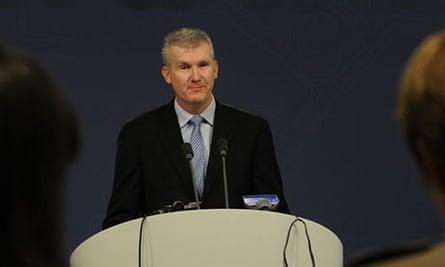 Tony Burke immigration