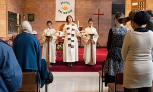 Rev Catherine Grylls