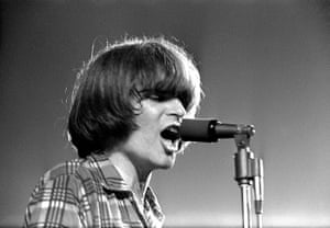 John Fogerty performing in 1970