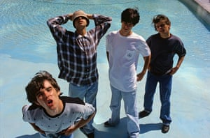 The Stone Roses in 1989