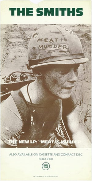 The Smiths : Meat is Murder album (February 1985)