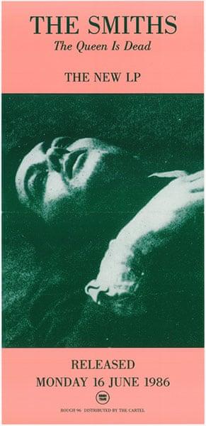 The Smiths : The Queen is Dead LP (June 1986)