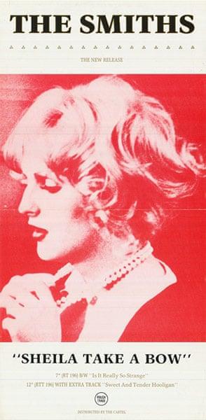 The Smiths : Sheila Take a Bow (April 1987)