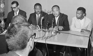 John Lewis Martin Luther King