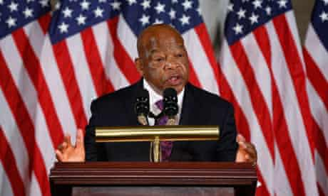 John Lewis speaks