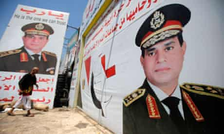 Egypt military coup general al-sisi
