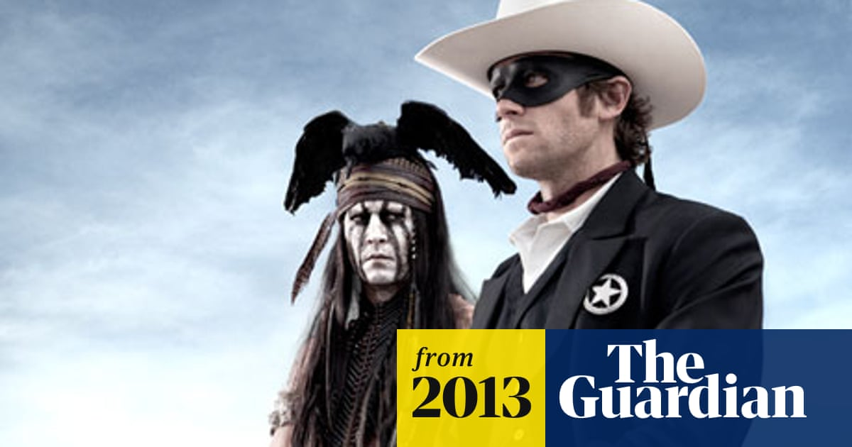 63f0aec6 The Lone Ranger: a box office flop rides into town. This article is more  than 5 years old. Film starring Johnny Depp ...
