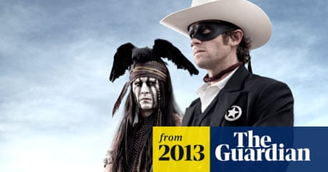 The Lone Ranger: a box office flop rides into town | Film