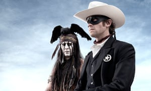The Lone Ranger box office flop