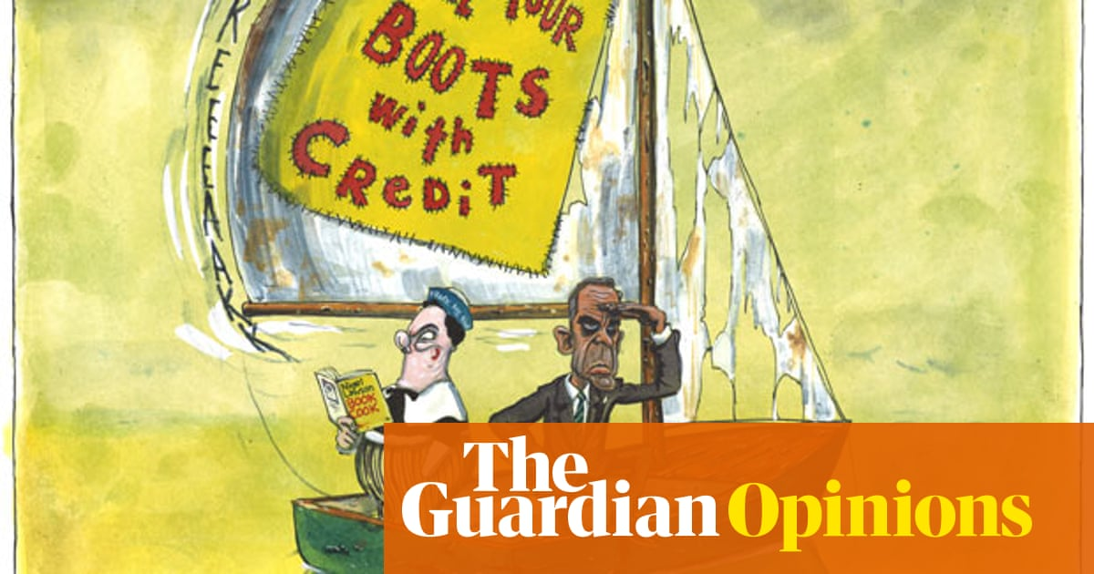 Martin Rowson on the new Bank of England governor - cartoon