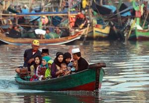 Eid festival: Indonesians celebrate Eid Al-Fitr