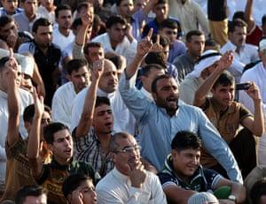 Eid festival: Eid al-Fitr prayers in Fallujah