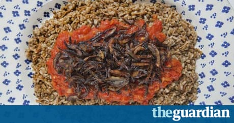Egyptian street food recipes life and style the guardian for Anissa helou lebanese cuisine