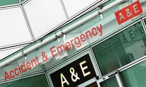 Accident & Emergency department