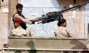 Yemen anti-aircraft