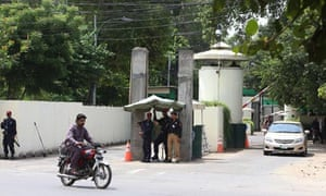 US tells diplomatic staff to leave Lahore after security