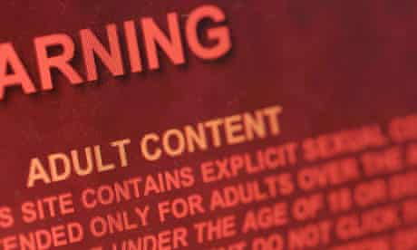 Internet porn site