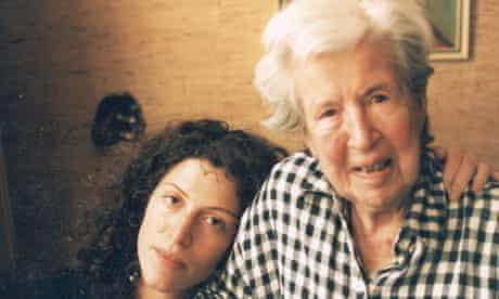 Charlotte Mendelson Grandmother