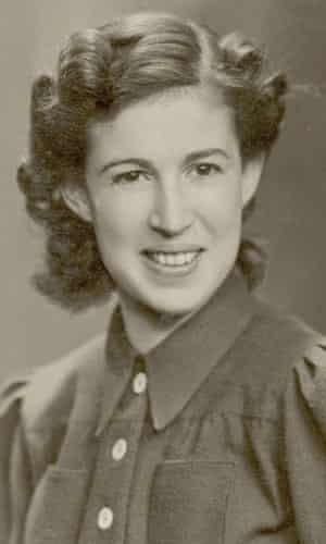Charlotte Mendelson Grandmother younger