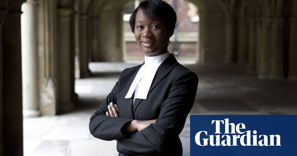Meet Britain's youngest ever barrister