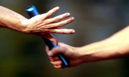 Handing on the Baton
