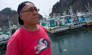 Kazuo Niitsuma has been unable to fish since the 2011 meltdown at Fukushima Daiichi nuclear plant
