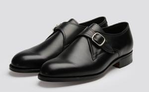 hot sale online 5593b 47d88 Grenson monkstrap shoe
