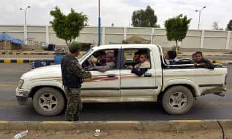 Yemeni tighten security measures