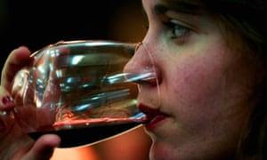 Wine mental health Spanish study