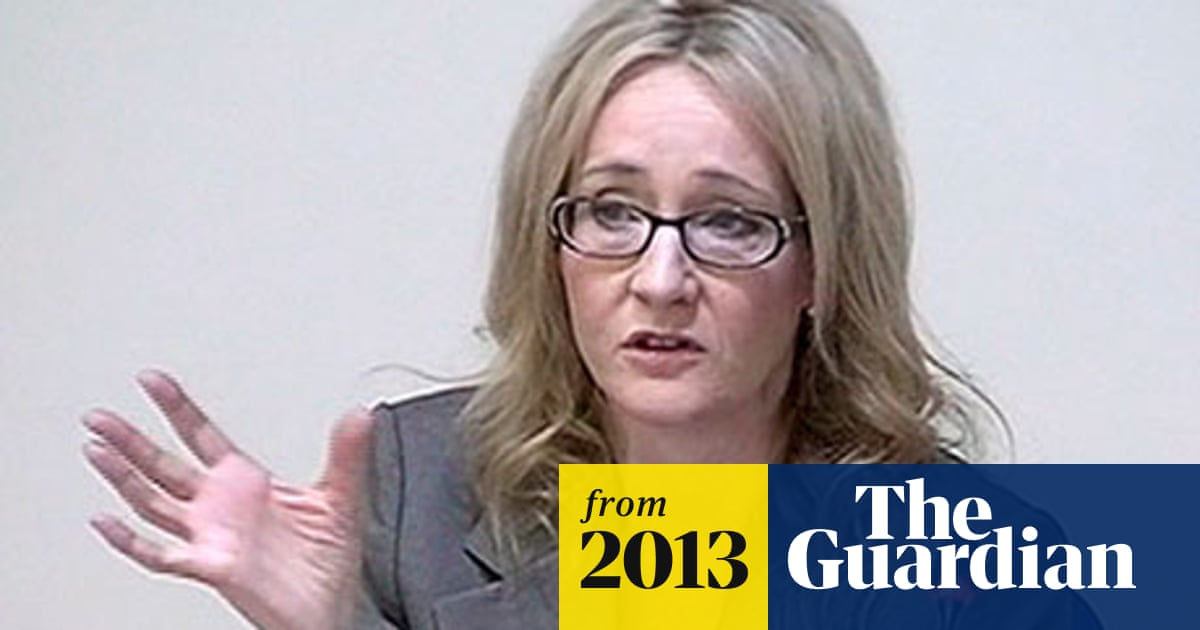 JK Rowling and Hacked Off urge PM to reject press plans for