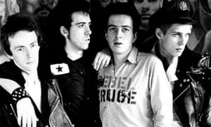 All Four Members Of The Clash Are Interviewed In Audio Ammunition Documentary Photograph Pennie Smith