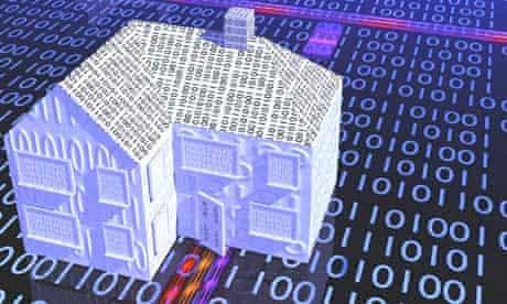 Houses in binary